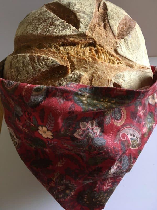 beeswax bag