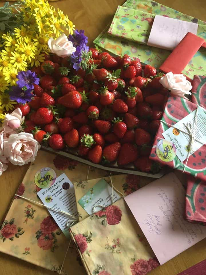 Why in Ireland are we lovers of beeswax wraps and bags from Lovebee.ie?