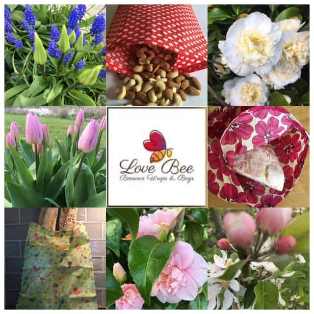 Frequently asked questions about beeswax wraps and bags and Lovebee.ie