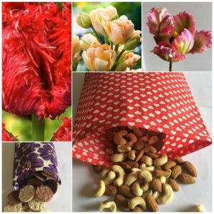 Soy wax wraps and bags from Lovebee.ie