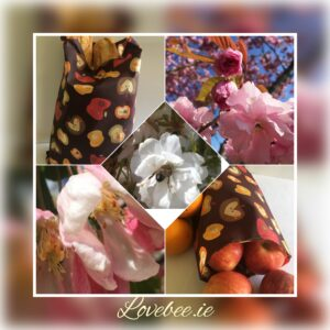beeswax bags from lovebee